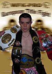 kick-boxer Shawn Burton