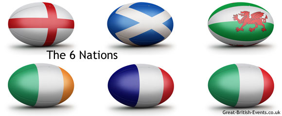 six nation rugby