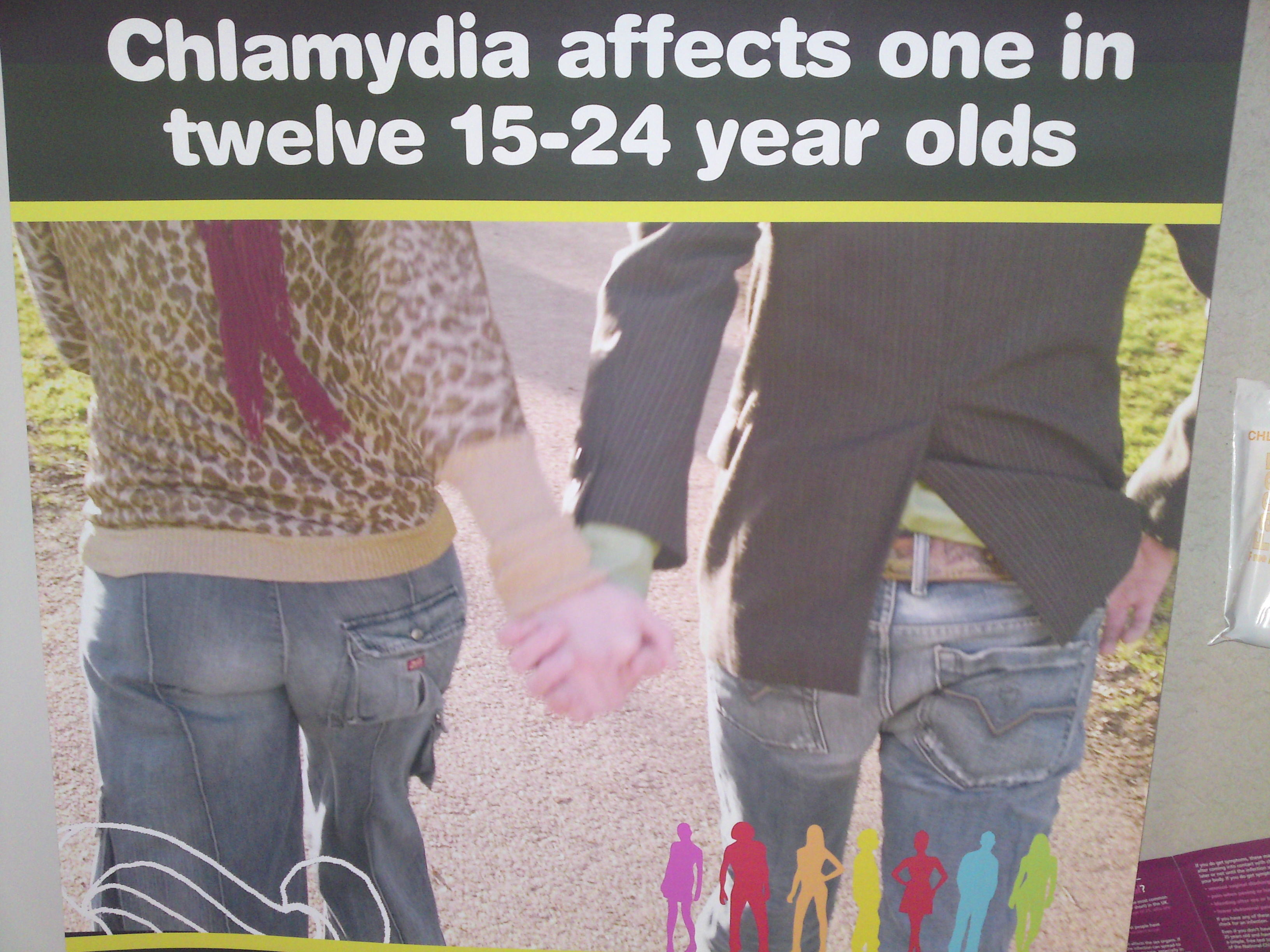 Courtesy of: Katerha One in twelve people aged between fifteen and twenty-four are found with Chlamydia, […]