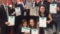 Students studying journalism at the University of Lincoln have been recognised for their work, taking a third of the prizes at the Midlands Media Student Awards in Birmingham, on Thursday 21 April.