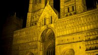 Lincoln Cathedral will turn its lights off for an hour on Saturday as a part of the WWF's Earth Hour.