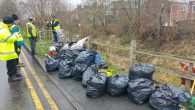 A local team are deciding whether to expand their clean-up zone, after collecting 83 bags of […]