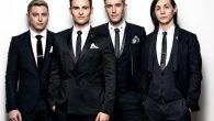 Musical theatre group Collabro have been announced as the support for Sir Cliff Richard's upcoming 'Just Fabulous Rock 'n' Roll Tour'.